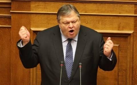 Στη Βουλή παραπέμφθηκε δικογραφία σε βάρος Βενιζέλου για κατασκοπεία!