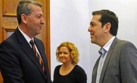 Συνάντηση Τσίπρα-Λιλλήκα για το Κυπριακό