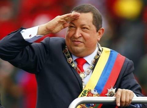 Χιλιάδες άνθρωποι τίμησαν την πρώτη επέτειο από τον θάνατο του Τσάβες