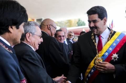 Η Βενεζουέλα διέκοψε τις διπλωματικές σχέσεις με τον Παναμά