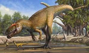 Βρέθηκε ο μεγαλύτερος σαρκοφάγος δεινόσαυρος που έζησε στην Ευρώπη!