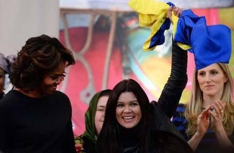 Η Ρουσλάνα ζήτησε από τις ΗΠΑ την απομόνωση της Ρωσίας