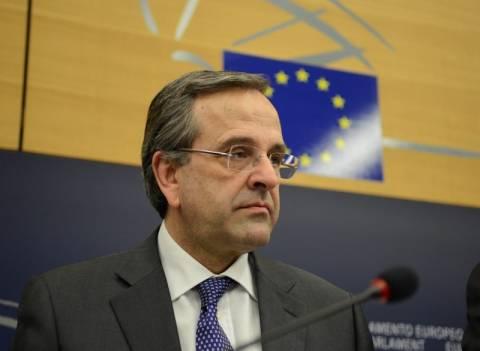 Βρυξέλες και Δουβλίνο περιλαμβάνει το πρόγραμμα του Αντώνη Σαμαρά