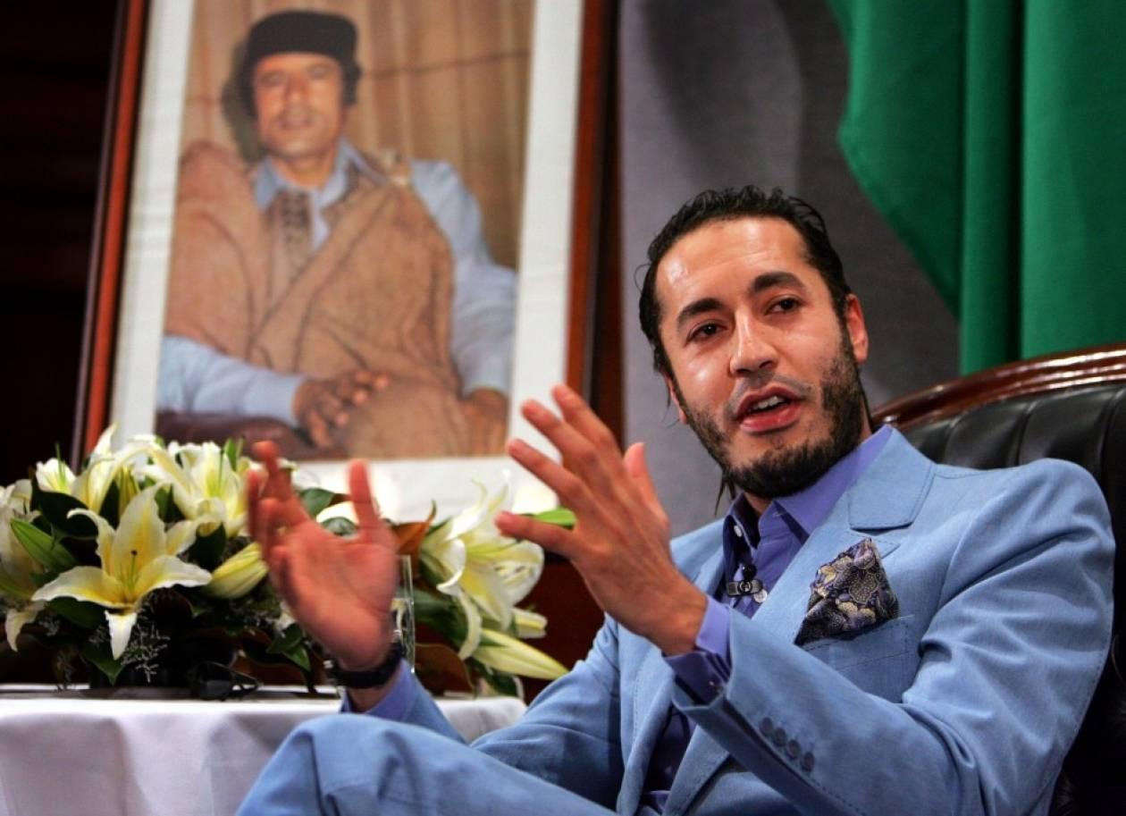 Έφτασε στη Λιβύη ο τρίτος γιός του Καντάφι