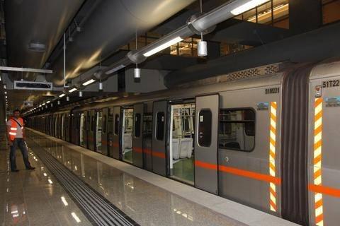 Κλείνει στις 13.30 ο σταθμός του μετρό «Σύνταγμα»