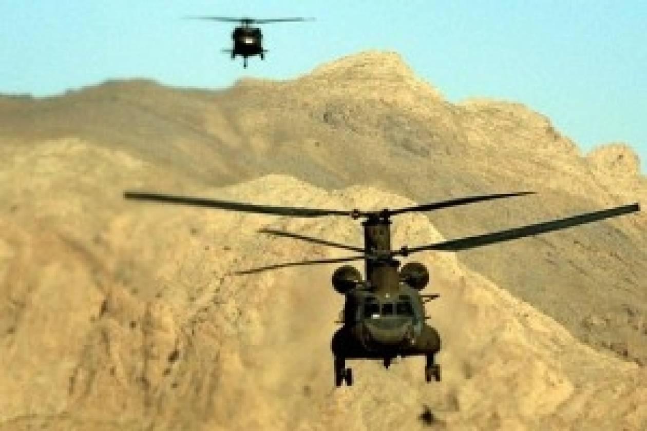 Πέντε αφγανοί στρατιώτες νεκροί σε αεροπορική επιδρομή της Isaf