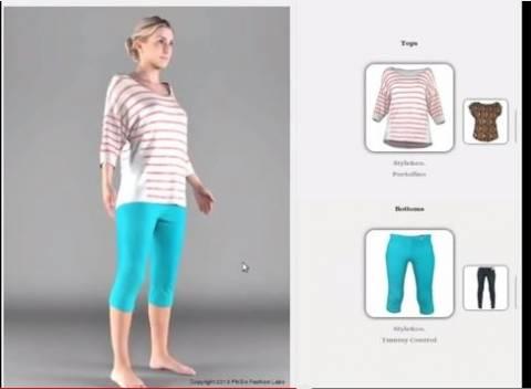 eBay: Δοκιμάστε ρούχα online
