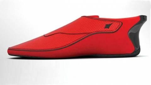 Lechal: Τα παπούτσια που καθοδηγούν ανθρώπους με προβλήματα όρασης