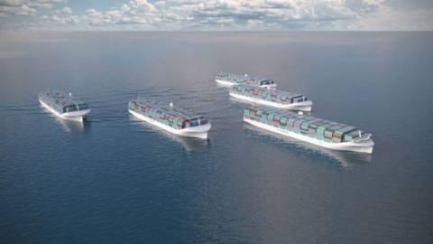 Rolls-Royce: Αυτόνομα πλοία μεταφοράς εμπορευμάτων
