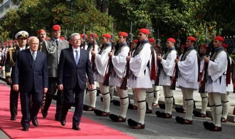 Παπούλιας: Κοινό το μέλλον Ελλάδας - Γερμανίας