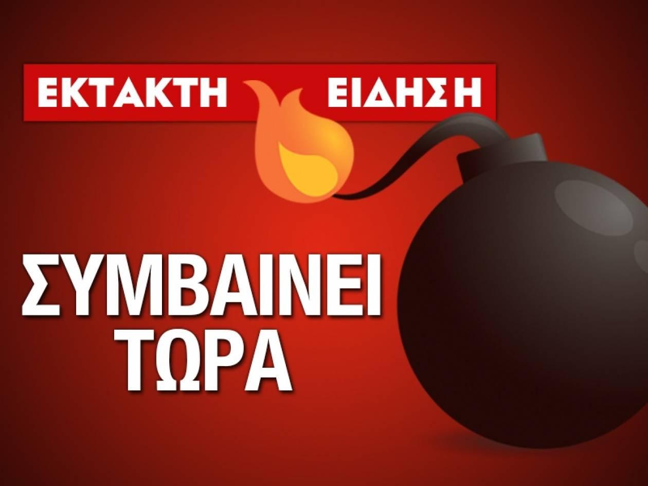 EKTAKTO: Χτυπήθηκε ευρωβουλευτής του ΚΚΕ στο κέντρο της Αθήνας