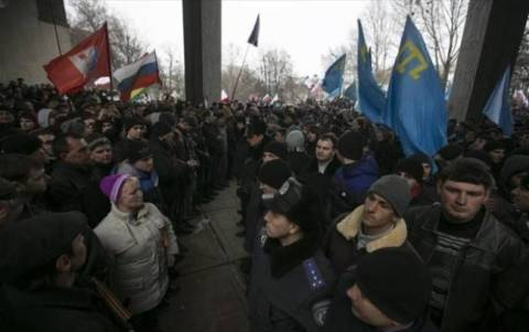 """Ukraine or Russia?"" Crimea referendum set for March 16"