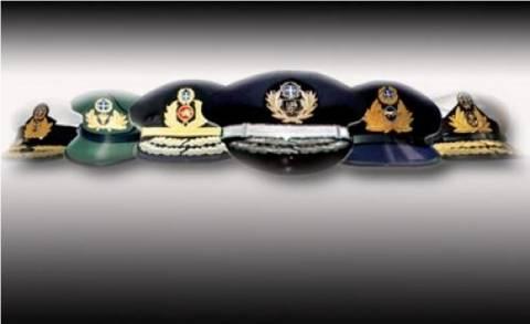 Ξεκίνησαν οι τακτικές κρίσεις των αξιωματικών των Ενόπλων Δυνάμεων