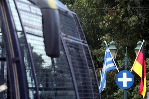 Όλη η Αθήνα είναι... μπλε, λόγω αστυνομίας (pics)