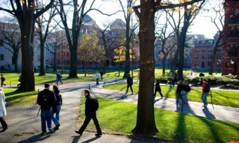 Το Χάρβαρντ κορυφαίο πανεπιστήμιο στον κόσμο