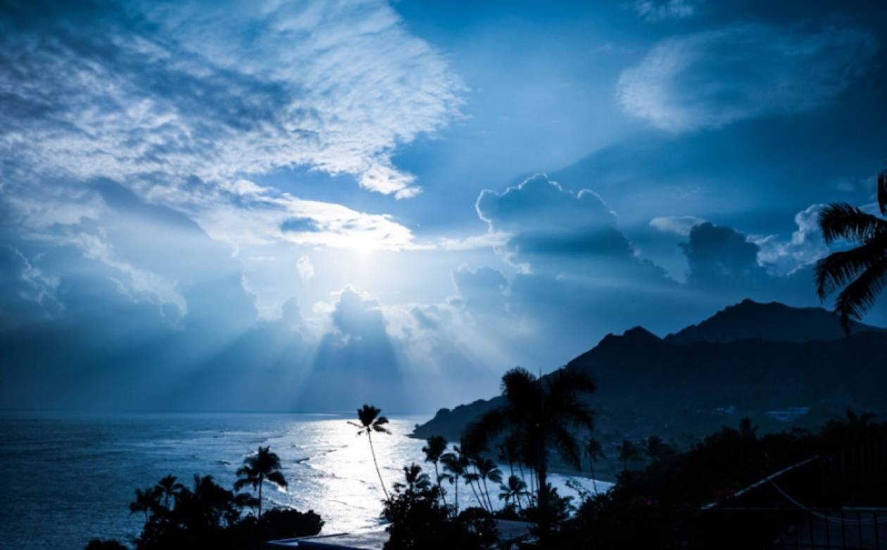 Χαβάη: Εντυπωσιακή και τη νύχτα (pics)