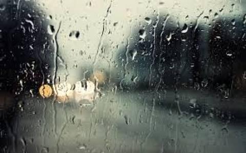 Rainy weather on Friday