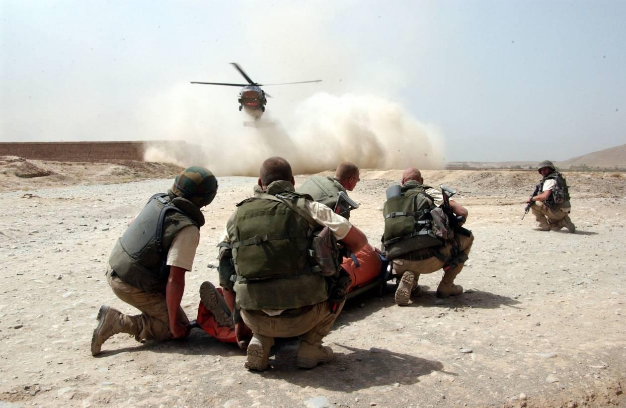 Στρατιώτης σκοτώθηκε από έκρηξη αυτοσχέδιου εκρηκτικού μηχανισμού