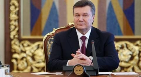 «Κόκκινη Ειδοποίηση» για τον Γιανουκόβιτς ζητά η Ουκρανία