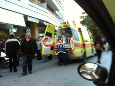 Crete: He had heart attack in the middle of the road