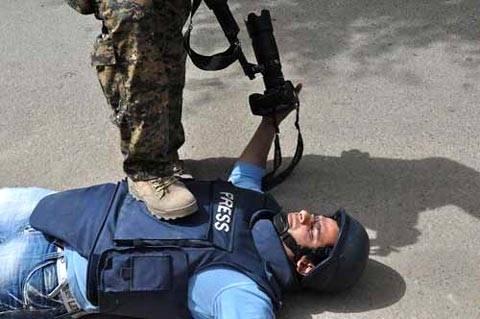 Οι δημοσιογράφοι στο στόχαστρο των αρχών της Βενεζουέλας