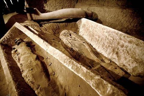 Ανακάλυψαν το αρχαιότερο τυρί στον κόσμο σε... τάφο μούμιας
