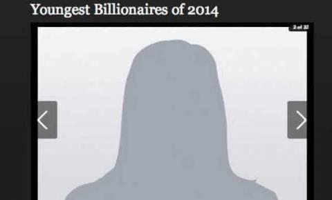 Η 24χρονη δισεκατομμυριούχος... φάντασμα που πήρε την πρώτη θέση!