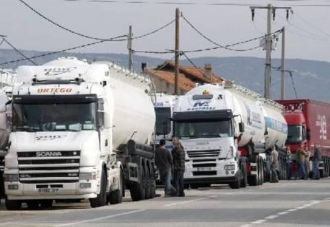 Greece: Truck drivers announce strike
