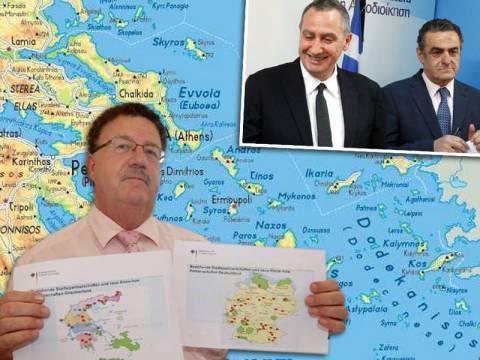 Γιατί δεν «σπάνε» οι μεγάλοι νησιωτικοί δήμοι;