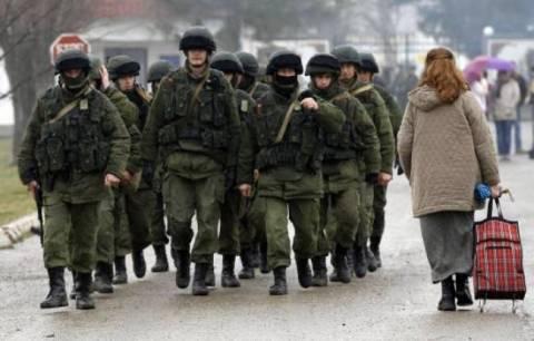 Ukraine: 30.000 Russian troops in Crimea