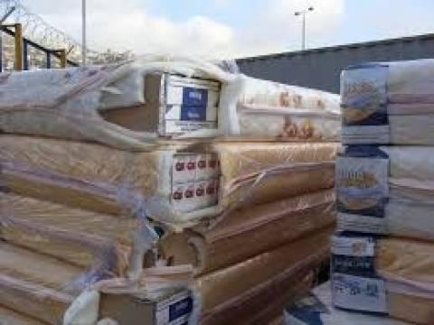 Πάτρα: Συνελήφθησαν με 4.000 λαθραία πακέτα τσιγάρων