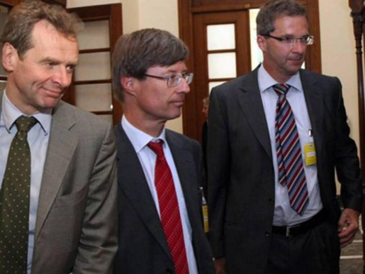 Συνεχίζονται οι διαπραγματεύσεις με την Tρόικα