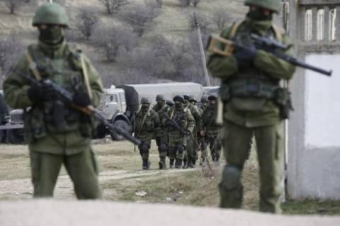 ΗΠΑ: Εκτίμηση για 20.000 ρωσικά στρατεύματα στην Κριμαία