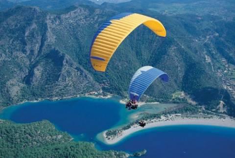 ParaglidIng: Όταν ο άνθρωπος... πετά!