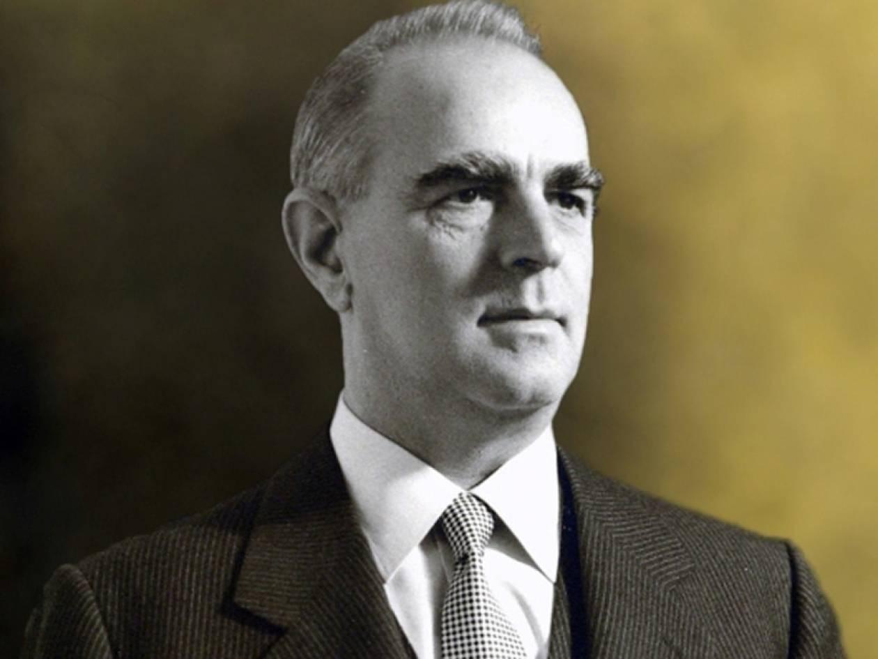 Σαν σήμερα γεννήθηκε ο Κ. Καραμανλής-Όλη η πορεία του Μακεδόνα ηγέτη