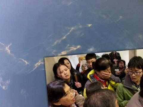 Αναμένοντας το χειρότερο...Τέσσερις χώρες ψάχνουν το Boeing