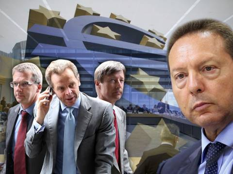 Με άδεια χέρια στο Eurogroup