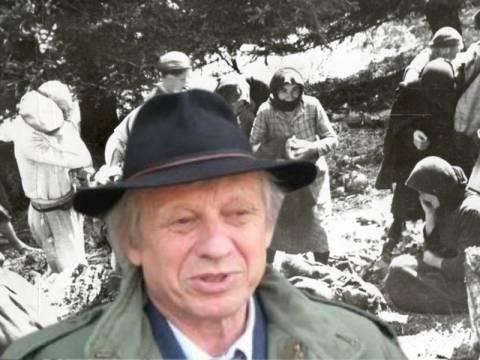 Αυτός είναι ο Γερμανός που υπερασπίζεται τα θύματα του Διστόμου