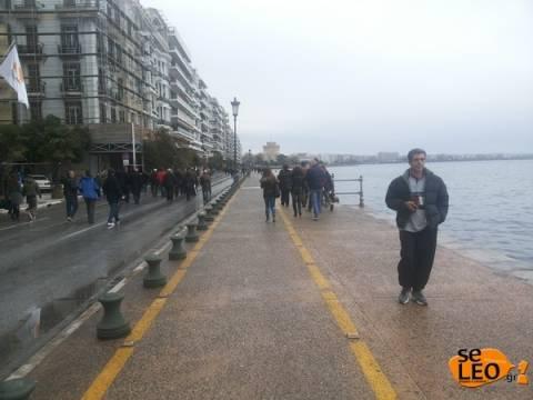 Θεσσαλονίκη: Πεζόδρομος η Λεωφόρος Νίκης για μια ημέρα