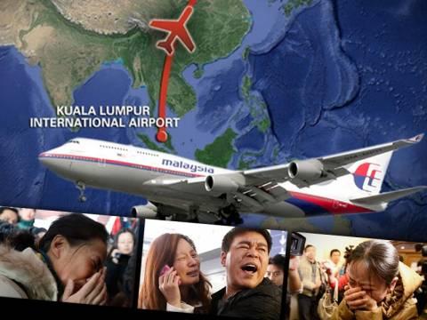 Θρίλερ με το αγνοούμενο αεροσκάφος της Malaysia Airlines