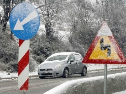 Οδηγίες για οδήγηση σε κακές καιρικές συνθήκες