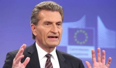 EU: Russia won't cut gas supplies to Ukrainian government