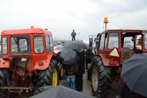Λάρισα: Οι αγρότες τίμησαν το Κιλελέρ (ΦΩΤΟ)