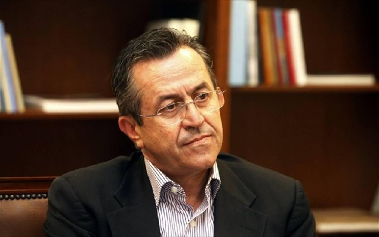 Νικολόπουλος: Αποσύρομαι εάν βρεθεί καταλληλότερος