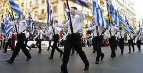 Κρήτη: Θρήνος για τον 16χρονο σημαιοφόρο
