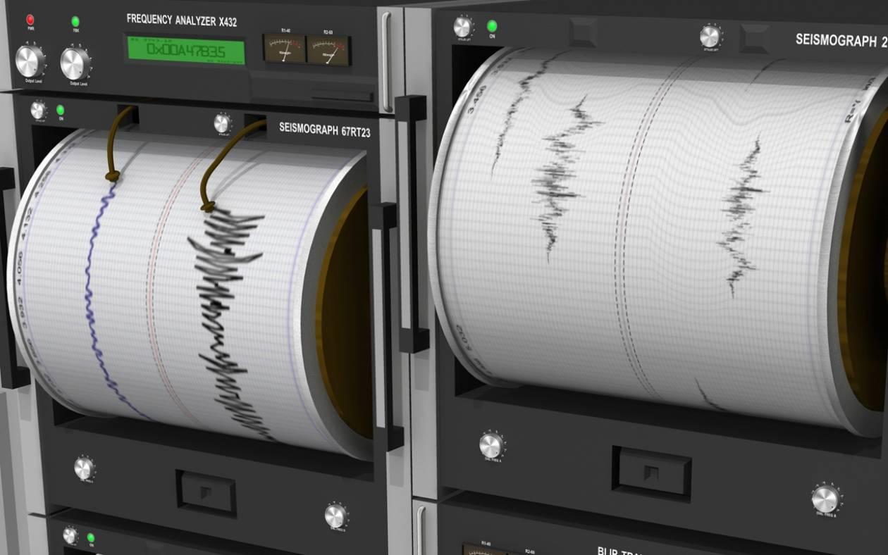 Earthquake 6,9R in California