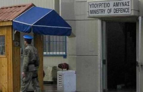 Αναστάτωση στο Υπ. Άμυνας Κύπρου για κλοπή απόρρητων στοιχείων