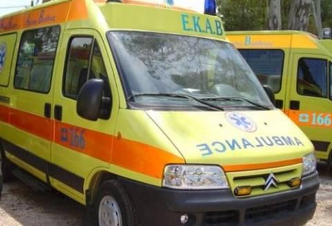 Έκτακτο: Άτομο έπεσε στο κενό από κτίριο στην Τριανδρία
