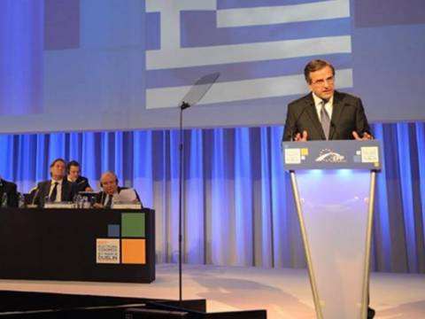 Samaras: Greece is recovering - Will soon emerges from the crisis!