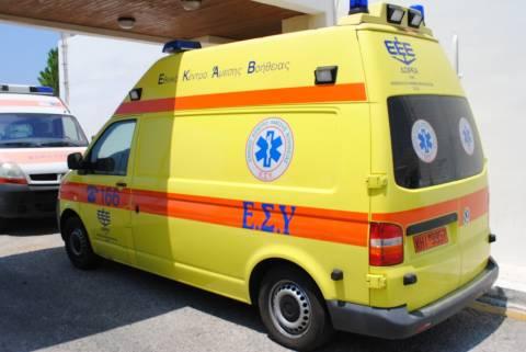Θεσσαλονίκη: Νεκρή 48χρονη γυναίκα που έπεσε στο κενό